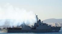 Chiến hạm Gepard Việt Nam bắn vũ khí khủng tại Biển Đen