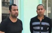 Bắt nghi phạm người nước ngoài chích điện, cướp xe của tài xế GrabBike