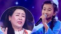 NSND Thu Hiền chê cô bé Nghệ An quá 'diễn' khi hát dân ca