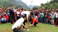 600 VĐV dân tộc Thái tham gia tranh tài các môn thể thao dân tộc