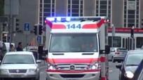 Cách người Đức nhường đường xe cứu thương