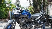 Yamaha MT-09 2017 - đối thủ Kawasaki Z900 tại Việt Nam