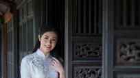Ngọc Hân xứng danh 'hoa hậu mặc áo dài đẹp nhất'