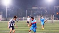 Khai mạc giải bóng đá lưu học sinh mừng Tết cổ truyền Lào và Thái Lan
