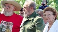 Em gái út của Chủ tịch Cuba Fidel Castro qua đời