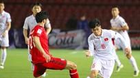 Tuyển Việt Nam tuột chiến thắng ở trận ra quân vòng loại Asian Cup