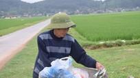 Nghệ An: Hơn 10 tấn rác thuốc BVTV không được xử lý