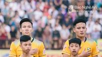 SLNA gặp khó, Ngọc Hải – Văn Khánh hỏa tốc hội quân