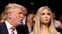 Con gái Trump gây lo ngại vì làm việc phi chính thức ở Nhà Trắng