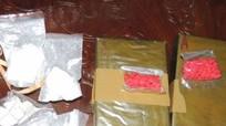 Bắt vụ vận chuyển 41.000 viên ma túy tổng hợp