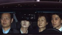 Bắt giam cựu Tổng thống Park Geun-hye