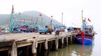 Cảng cá Lạch Quèn xuống cấp nghiêm trọng