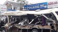 Danh tính 6 nạn nhân tử vong trong 2 vụ tai nạn nghiêm trọng ở Quỳ Hợp