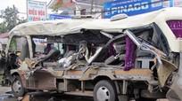 Hiện trường kinh hoàng của hai vụ tai nạn khiến 6 người chết ở Nghệ An
