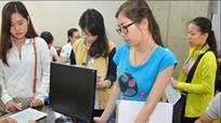 Bắt đầu nhận hồ sơ đăng ký dự thi THPT quốc gia 2017