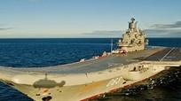 Nga không tiếc tỷ đô nâng cấp tàu sân bay Đô đốc Kuznetsov
