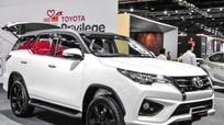 Toyota Fortuner 2017 TRD Sportivo có gì mới?