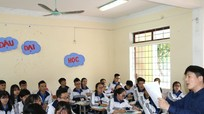 Thí sinh Nghệ An bắt đầu làm hồ sơ cho kỳ thi THPT Quốc gia 2017