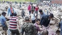 Lở đất, sông tràn bờ khiến hơn 200 người chết ở Colombia