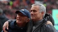Mourinho nổi giận với phóng viên sau trận hòa West Brom