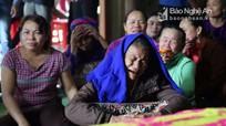 Vụ tai nạn tử vong 6 người ở Quỳ Hợp: Tang thương xóm nhỏ
