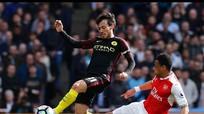 Arsenal chia điểm Man City sau màn rượt đuổi tỷ số