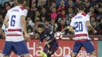Barca đại thắng trong ngày vắng Messi