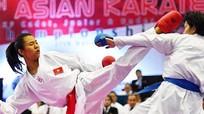 Nguyễn Thị Ngoan giành HC đồng giải Karate1 Premier League