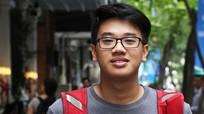 Nam sinh Việt giành học bổng 7 tỷ bằng bài luận về trẻ bán vé số
