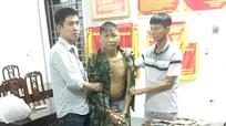 Cuộc chiến với tội phạm truy nã nơi thượng nguồn sông Lam