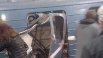 Nga: Nổ lớn trên tàu điện ngầm tại thành phố St.Petersburg