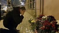 Nga khẳng định vụ nổ tại ga tàu điện ngầm ở St.Petersburg là khủng bố
