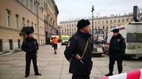 Việt Nam gửi điện thăm hỏi sau vụ khủng bố ga tàu điện ngầm ở Nga