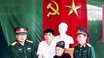 BCH quân sự Anh Sơn nhận phụng dưỡng Bà mẹ Việt Nam anh hùng