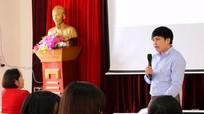 Tập huấn nghiệp vụ báo chí cộng tác viên huyện Hưng Nguyên