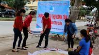 4 tấn hành tăm ở Nghệ An đã được 'giải cứu'