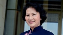 Chủ tịch Quốc hội Nguyễn Thị Kim Ngân đến Vương quốc Thụy Điển