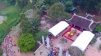 Khai mạc Lễ hội Làng vạc lần thứ 18, năm 2017