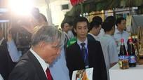 Hàng nghìn người ghé thăm gian hàng Nghệ An tại Hội chợ Du lịch quốc tế