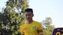 Cựu đội trưởng U17 bất ngờ thanh lý hợp đồng với SLNA