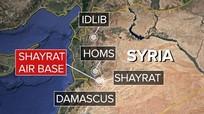 Nga nói chỉ 23 tên lửa Mỹ trúng căn cứ không quân Syria