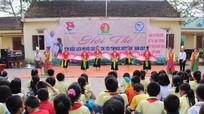 Sôi nổi Hội thi 'Em yêu tổ quốc Việt Nam'