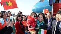 Chủ tịch Quốc hội Nguyễn Thị Kim Ngân thăm chính thức Hungary