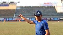 HLV Ngô Quang Trường: 'HLV nào cũng gặp phải áp lực thành tích'