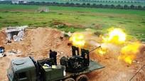 Quân đội Syria nổ súng bắn máy bay do thám Mỹ