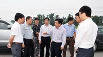 Nghệ An: Đôn đốc tiến độ các dự án đã cấp phép
