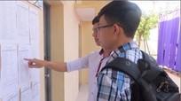 Cách điền thông tin với học sinh được cộng điểm thi THPT Quốc gia