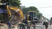Đẩy mạnh xây dựng hạ tầng giao thông