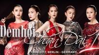 Ngọc Trinh sẽ trình diễn tại 'Đêm hội chân dài'  ở Đức