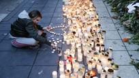 Thụy Điển một phút mặc niệm các nạn nhân vụ tấn công xe tải